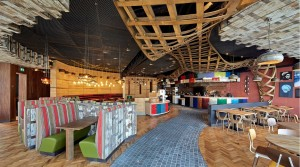 restaurantes y bares Nando's