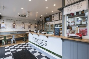 restaurantes y bares George's Fish & Chip Kitchen