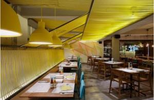 restaurantes y bares Wahaca