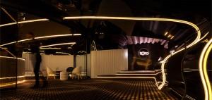 restaurantes y bares Bond Lounge