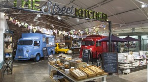 restaurantes y bares The Street Kitchen