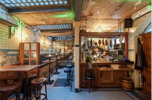 restaurantes y bares WC